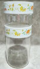 Corning Pyrex Wildflower Canister Set