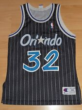 Orlando Magic Shaquille O 'Neal NBA Authentic Basket MAILLOT CHAMPION S Jersey