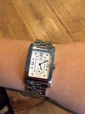 Baume and Mercier Mens Rectangular Watch