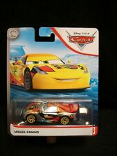Disney Pixar Cars Silver Collection Miguel Camino.