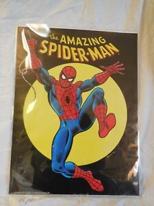 Amazing Spider-Man Poster   John Romita    1978    Vintage    Marvel Mania