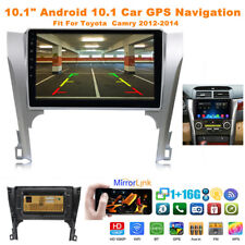 """10.1"""" Android 10.1 Car Stereo Radio MP5 GPS Navigation for Toyota  Camry 2012-14"""