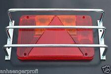 2 Lampenschutzgitter Anhänger Rückleuchten 285x130 Multipoint IV 4 Lampengitter
