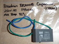 Breadman Bread Maker Capacitor for Model BK2000B (Used) BK2000BQ