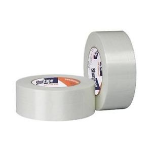 SHURTAPE Filament Tape, 48mm x 55m, 4.8 mil, GS 490 (6 PACK)