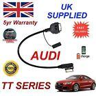 For AUDI TT 4F0051510K AMI MMI iPhone 3gs 4 4s iPod MP3 USB 30p Audio cable 09+