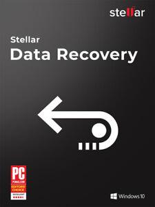 Stellar Data Recovery 9 - 1 PC / 1 Jahr, Download, Windows
