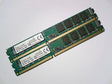 16GB 2x8GB DDR3-1333 PC3-10600 1333Mhz KVR1333D3N9/8G PC DESKTOP RAM MEMORY