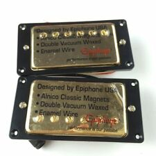EPIPHONE / GIBSON  Humbucker Double Coil Electric Guitar Pickups Made In Korea