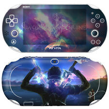 Skin Decal Sticker For PS Vita Slim PCH-2000 Series Consoles SAO #08 + Free Gift