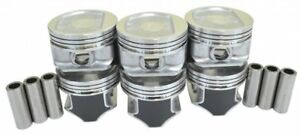 Jeep Cherokee Wrangler 4.0 242 1996-2006 Sealed Power Pistons w/Pins Set/6 STD