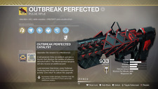 Destiny 2 Outbreak Perfected Heroic Zero Hour Completion - PS4/XBOX/PC