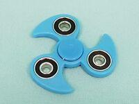Fidget Spinner Hellblau Ninja Finger Hand Kreisel ADHS  EDC Anti Stress Spinnerz