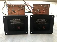 New ListingSet of Two Untested Trio Crossovers Removed from Kenwood Kl-999X Speakers