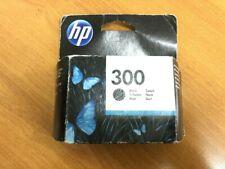 Genuine Original HP 300 Black Ink Cartridge CN637EE