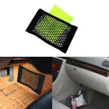 Car Trunk Interior Organizer Bag Mesh Cargo Net Rear Seat Storage Holder Pocket