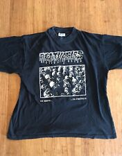 AGATHOCLES 1999 To Serve Shirt RARE Nasum Napalm Death Terrorizer Mincecore OOP