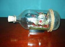 Ship in a Bottle-Santa Maria- Souvenir of my Classroom!