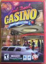Trato de carrete Casino Poker para Mac OS 10.3.9 a 10.6 Juego de Casino Nuevo y Sellado
