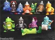 "The CAN CREW Urban Spray Cans Tag GRAFFITTI Full Set 12 RARE!! Figurines 1.5"""