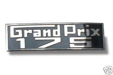 Lambretta GP 175 Legshield Badge QUALITY