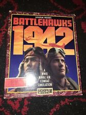 Lucasfilm Games Battlehawks For Atari ST **RARE**