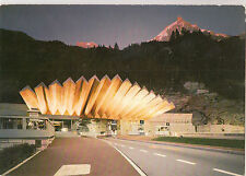 BF14290 chamonix mont blanc entree du tunnel sous le ma  france front/back image