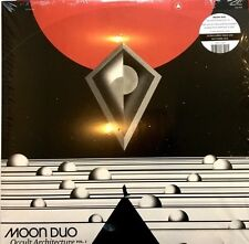 "Moon Duo ""Occult Architecture Vol. 1"" LP Limited Edition colored Vinyl / Sealed"