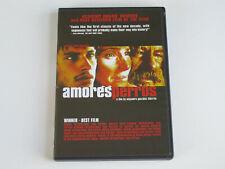 Amores Perros (Dvd) Alejandro G. Inarritu, Emilio Echevarria, Gael García Bernal