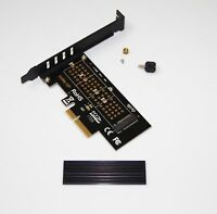 M.2 NVME PCIE SSD TO PCI EXPRESS 3.0 X4 ADAPTER CARD FOR 960EVO SM961 960PRO M6E