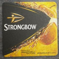 Strongbow Beer Mat