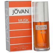 Jovan Musk Vaporisateur Cologne Spray For Men 3.0 oz / 88 ml Free Shipping  GJ