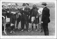 Michael Collins with the Kilkenny Hurling Team: GAA Print