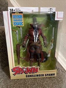 "Spawn GUNSLINGER Deluxe 7"" Action Figure Target EXCLUSIVE McFarlane In Hand✅"