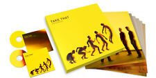 Take That,Gary Barlow,Robbie Williams,CD,DVD,Prints Progress BOXSET SEALED