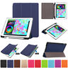 Smart PU Leather Stand Case Cover W/Pencil Holder For Apple 5th 6th iPad 9.7