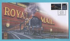 Buckingham Railway Cover R 36 170th Anniversary of the Travelling Post Office