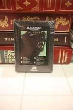 FACTORY SEALED  8-Track Tape Cartridge BLACKFOOT TOMCATTIN'