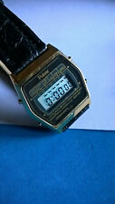 Vintage Montre Quartz PULSAR Classique Chronographe