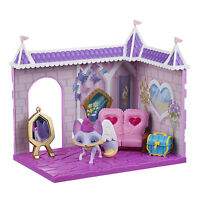 Animal Jam PRINCESS CASTLE DEN with Limited Edition Fancy Fox (16871)