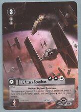 Star Wars LCG - TIE Attack Squadron - Promo Alt Full Art SW FFG