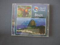 CD A WORLD OF MUSIC - BRAZIL