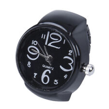 "Arabic Number Quartz Men Pocket Finger Ring Watch 0.87"" HOT J8X3"