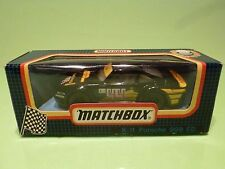 MATCHBOX K-11 K11 PORSCHE 959 ED RACING 44 - BLACK 1:38 - GOOD CONDITION IN BOX