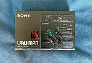 SONY WALKMAN WM-D3 PROFESSIONAL (Zustand: Vollständig Restauriert)