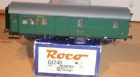 Roco 64248 H0 Gepäckwagen N28 der DRB- DRG Epoche 2, mit KKK, sehr selten in OVP