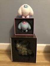 Abominable Toys Chomp Lot Liberty Patina Reverse Cotton Candy And Common (nobox