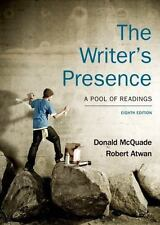 The Writer's Presence : A Pool of Readings, Evaluation Copy