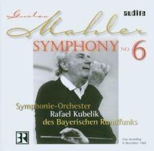 Rafael Kubelik, G. Mahler - Symphony 6 [New CD]