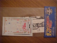 1998 DALE EARNHARDT #3 GOODWRENCH SERVICE 1/32 - 1/43  SCALE  WATER SLIDE DECAL